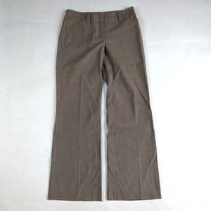 Ann Taylor Signature Boot Cut Size 4 Taupe Pants